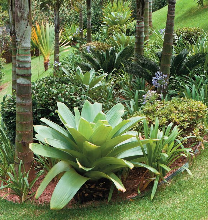 Jardins em terrenos inclinados  jardinscomartecombrpaisagismo